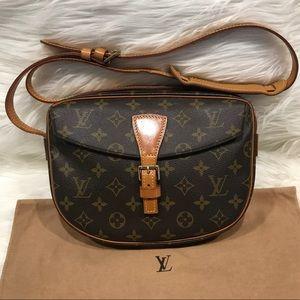 Louis Vuitton Jeune Fille Shoulder/Cross Body Bag